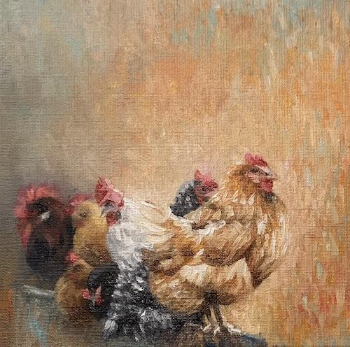 Opas Hühner,  2020